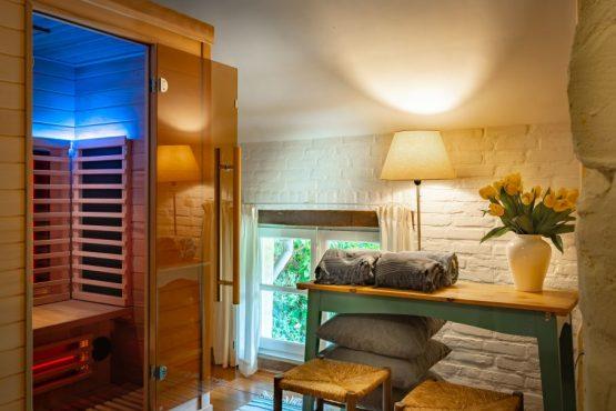 Villapparte-Natuurhuisje 33836-Landelijk vakantiehuis in Valkenburg-6 personen-Valkenburg-Limburg-sauna