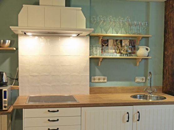 Villapparte-Vakantiehuis Het Drents Friese Woud-Makkinga-Friesland-4 personen-gezellige keuken