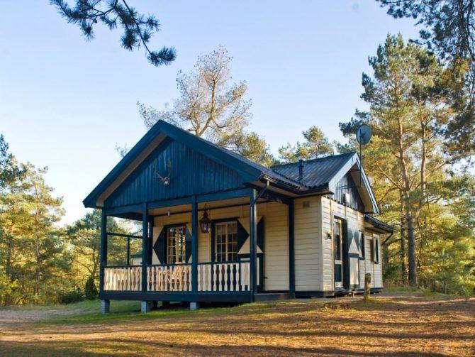 Villapparte-Chalet Coldenhove 4A-Landal-romantische bowachterswoning voor 4 personen-Eerbeek-Gelderland