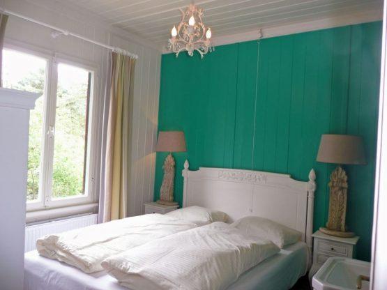 Villapparte-Chalet Coldenhove 4A-Landal-romantische bowachterswoning voor 4 personen-Eerbeek-Gelderland-romantische slaapkamer