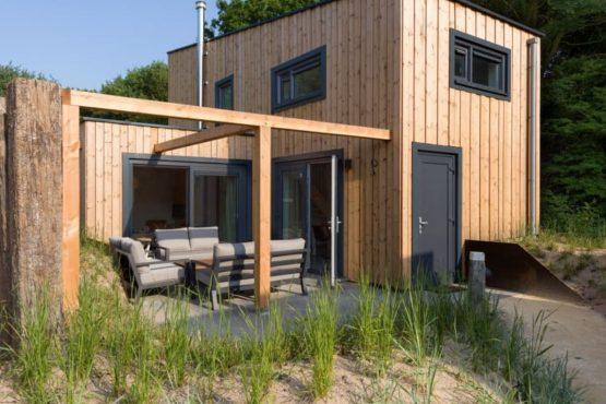 Villapparte-Duinlodge 6 Vlissingen-Roompot-Largo-Luxe vakantiehuis aan de duinen-6 personen-Vlissingen-Zeeland 1620-1080