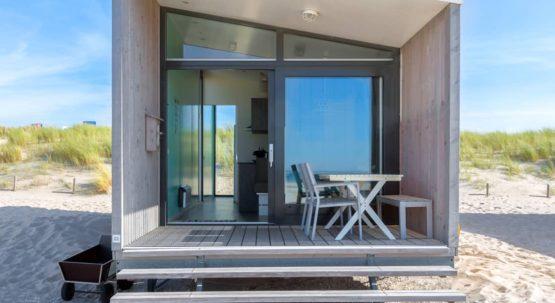 Villapparte-Kijkduin Strandhuisjes-4 personen-uniek strandhuisje op het strand-Zuid-Holland-Den Haag