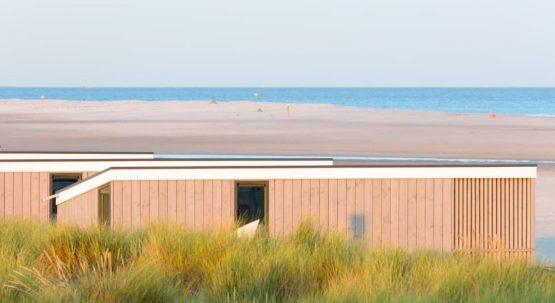 Villapparte-Kijkduin Strandhuisjes-4 personen-uniek strandhuisje op het strand-Zuid-Holland-Den Haag-alleen maar strand