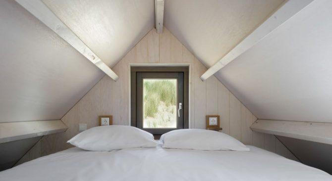 Villapparte-LARGO Noordzee Resort Vlissingen- Beach House Vlissingen-Roompot-Strandhuisje voor 5 personen-op het strand- 2 persoons slaapplek