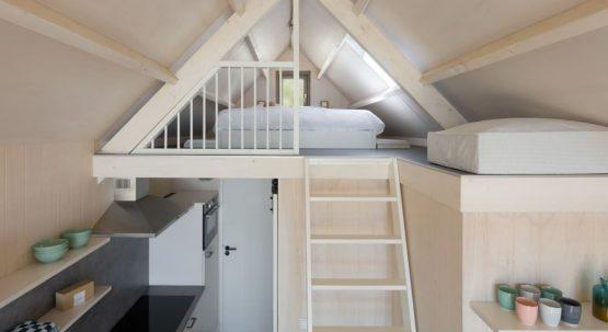 Villapparte-LARGO Noordzee Resort Vlissingen- Beach House Vlissingen-Roompot-Strandhuisje voor 5 personen-op het strand-slaap viering