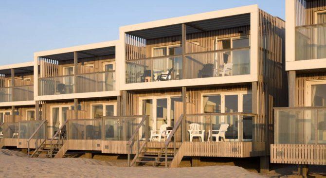 Villapparte-Largo Beach Villa Hoek van Holland-villa op het strand voor 6 personen-Zuid-Holland