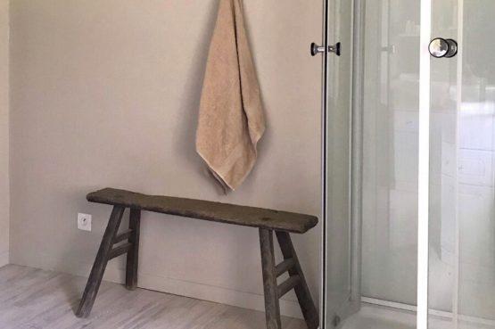 Villapparte-La Maison de Mar-romantisch vakantiehuisje voor 4 personen-Champagne streek-Frankrijk-complete badkamer