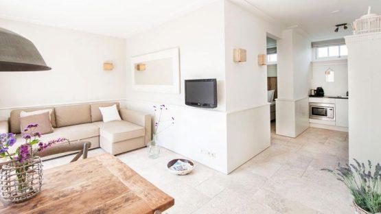 Villapparte-Villa Oldenhoff-Eliza was here-Authenthiek Boutiquehotel-Abcoude-Noord-Holland- 2 kamer appartement
