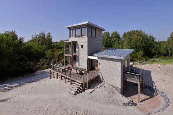 Villapparte-Oasis Punt West-Toren Villa- luxe vakantievilla voor 8 personen-Ouddorp-Zuid-Holland