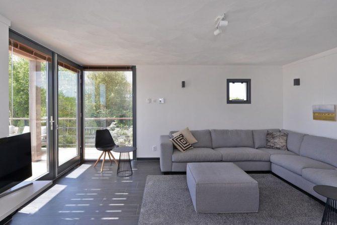 Villapparte-Oasis Punt West-Toren Villa- luxe vakantievilla voor 8 personen-Ouddorp-Zuid-Holland-luxe woonkamer