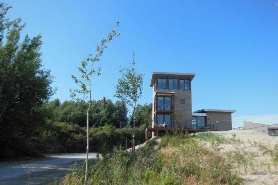 Villapparte-Oasis Punt West-Toren Villa- luxe vakantievilla voor 8 personen-Ouddorp-Zuid-Holland-uniek vakantiehuis