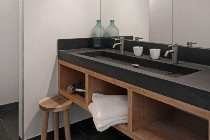 Villapparte-Oasis Punt-West-Villa Super VIP 4-luxe vakantie villa aan het Grevelingenmeer-Zuid-Holland-Nederland-luxe badkamer