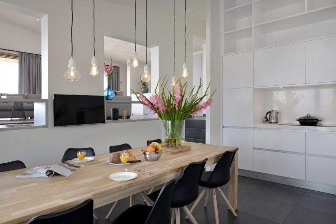 Villapparte-Oasis Punt-West-Villa Super VIP 4-luxe vakantie villa aan het Grevelingenmeer-Zuid-Holland-Nederland-luxe keuken
