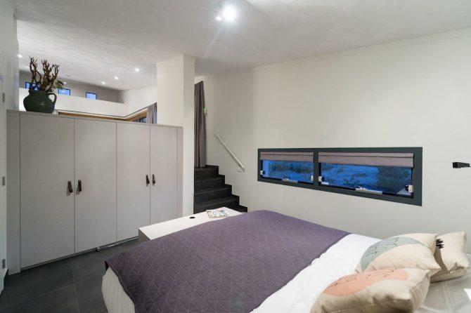 Villapparte-Oasis Punt-West-Villa Super VIP 4-luxe vakantie villa aan het Grevelingenmeer-Zuid-Holland-Nederland-luxe slaapkamer