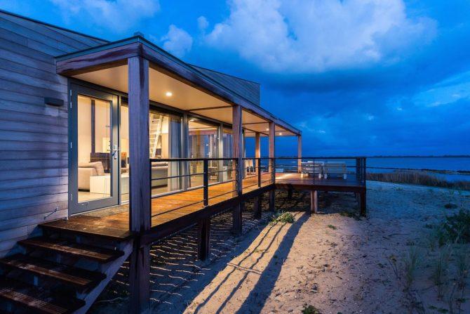 Villapparte-Oasis Punt-West-Villa Super VIP 4-luxe vakantie villa aan het Grevelingenmeer-Zuid-Holland-Nederland-romantisch overdekt terras