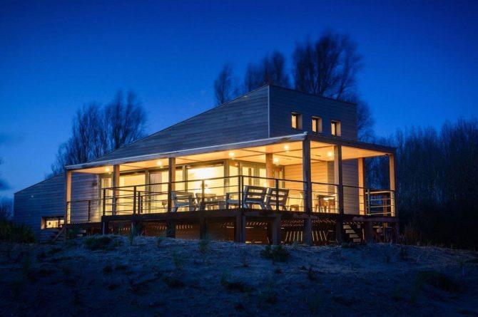 Villapparte-Oasis Punt-West-Villa Super VIP 4-luxe vakantie villa aan het Grevelingenmeer-Zuid-Holland-Nederland-romantisch plaatje