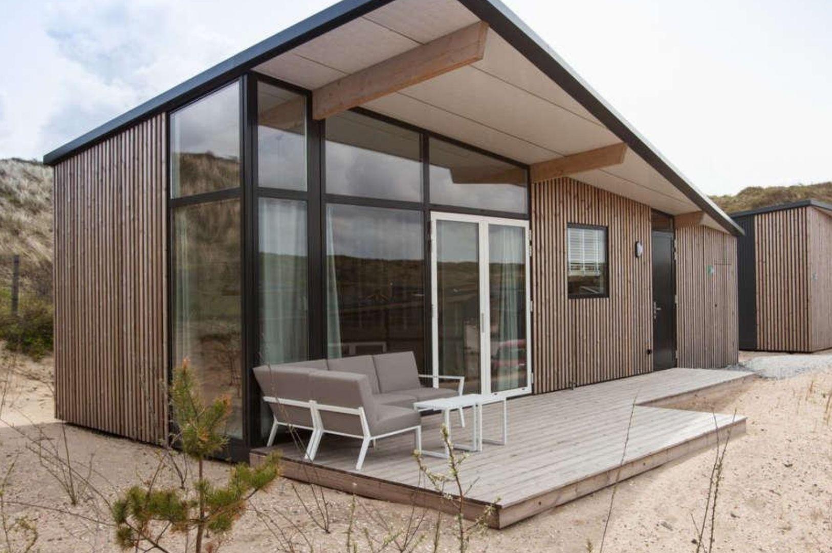 Villapparte-Qurios-Sea House Comfort-luxe lodge voor 4 personen-Bloemendaal aan zee