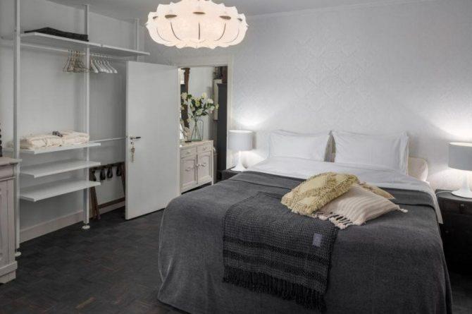 Villapparte-Vakantieboerderij Baarland-Zeeland-Baarland-Natuurhuisje-2 personen-heerlijke slaapkamer