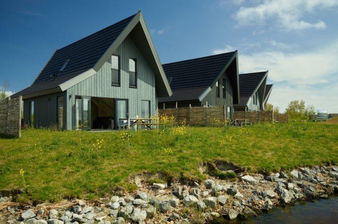 Villapparte-Baayvilla 12 Lauwersoog-Dutchen-Baayvilla's-Groningen-luxe vakantievilla voor 7 personen-aan het water
