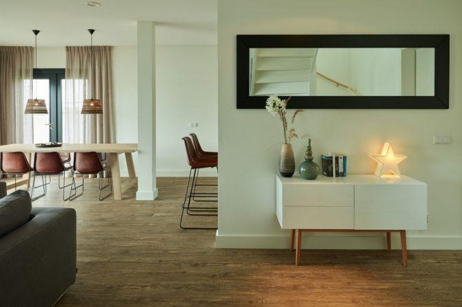 Villapparte-Baayvilla 12 Lauwersoog-Dutchen-Baayvilla's-Groningen-luxe vakantievilla voor 7 personen-aan het water-luxe woonkamer