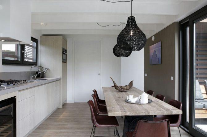 Villapparte-Dutchen-Villa Duijnvoet 6-luxe vakantievilla voor 8 personen-Schoorl-luxe keuken
