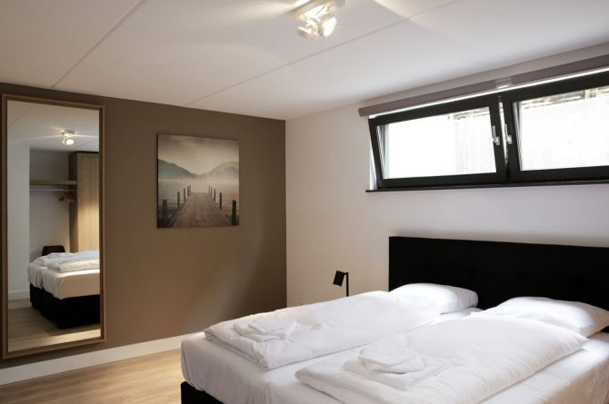 Villapparte-Dutchen-Villa Duijnvoet 6-luxe vakantievilla voor 8 personen-Schoorl-luxe slaapkamer