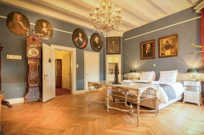 Villapparte-Logement aan de Vecht-Eliza was here-authentieke overnachting-kleinschalig-prachtige slaapkamer4