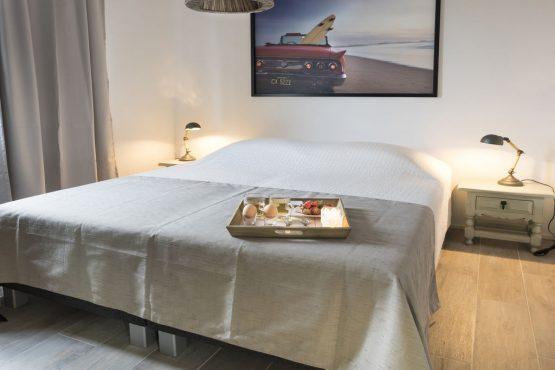 Villapparte-Belvilla-Vakantiehuis Groeneweg-Vakantiehuis voor 6 personen in Wissenkerke-Zeeland-romantische slaapkamer