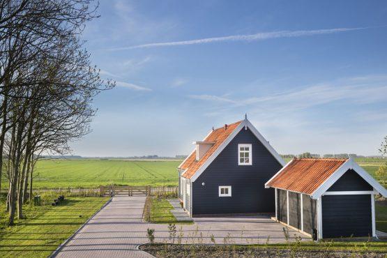 Villapparte-Belvilla-Vakantiehuis Groeneweg-Vakantiehuis voor 6 personen in Wissenkerke-Zeeland-uitzicht