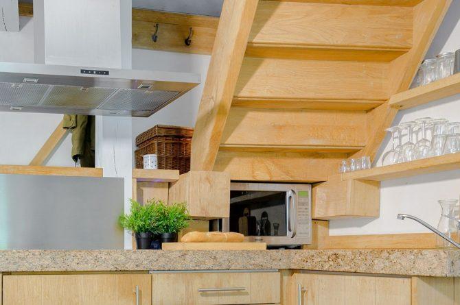 Villapparte-Vakantiehuis Murol-2-4 persoons vakantiehuis-Auvergne-Rhône-Alpes-Murol-Frankrijk-complete keuken
