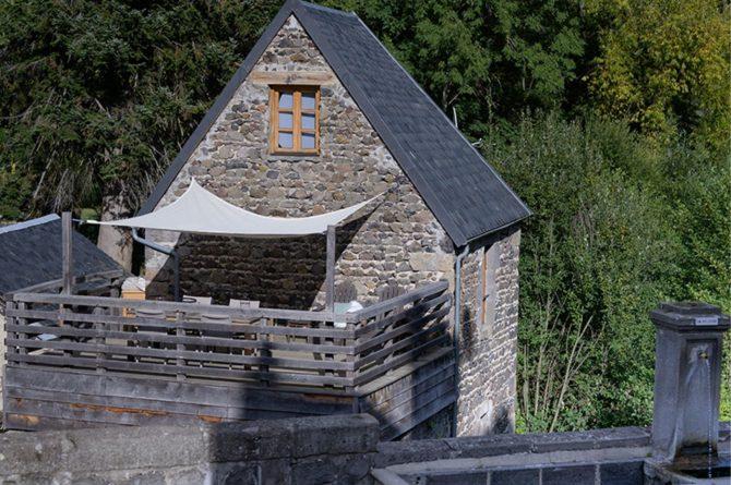 Villapparte-Vakantiehuis Murol-2-4 persoons vakantiehuis-Auvergne-Rhône-Alpes-Murol-Frankrijk-dakterras