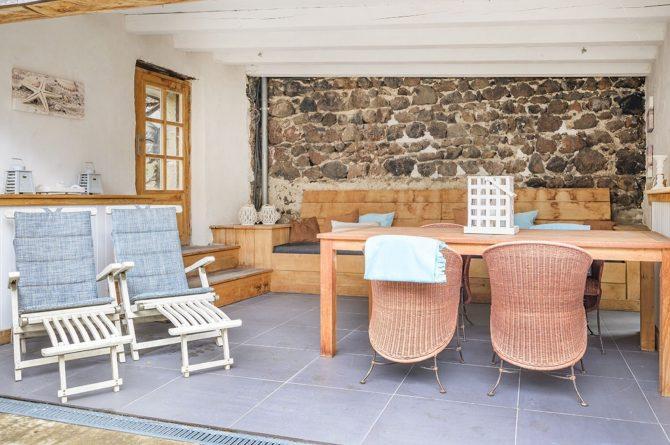 Villapparte-Vakantiehuis Murol-2-4 persoons vakantiehuis-Auvergne-Rhône-Alpes-Murol-Frankrijk-loungehoek