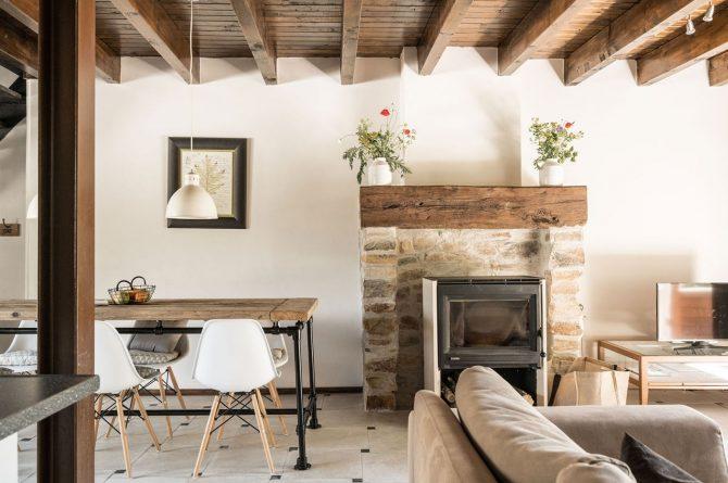 Villapparte-La Bastide - een kleinschalig vakantiedomein met 8 vakantiehuizen in de Haute Vienne met 2 zwembaden-Vakantiehuis Bourgogne