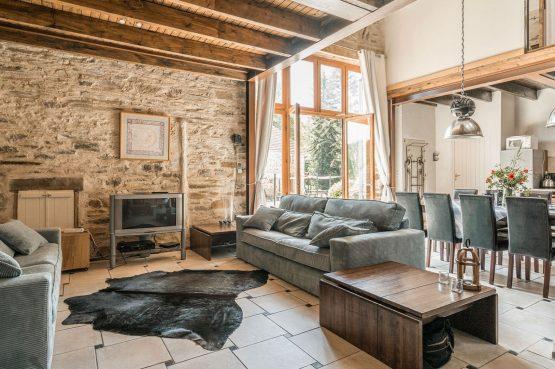 Villapparte-La Bastide - een kleinschalig vakantiedomein met 8 vakantiehuizen in de Haute Vienne met 2 zwembaden-Vakantiehuis Provence