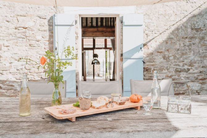 Villapparte-La Bastide - een kleinschalig vakantiedomein met 8 vakantiehuizen in de Haute Vienne met 2 zwembaden-borrelplank