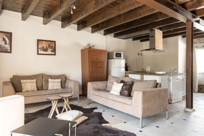 Villapparte-La Bastide - een kleinschalig vakantiedomein met 8 vakantiehuizen in de Haute Vienne met 2 zwembaden-gezellig vakantiehuis Bourgogne