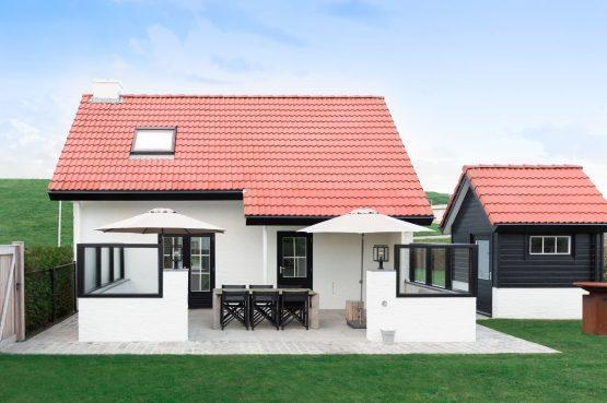 Villapparte-Zeeuws Duinhuis-luxe vakantiehuis voor 5 personen-Breskens-Zeeuws Vlaanderen