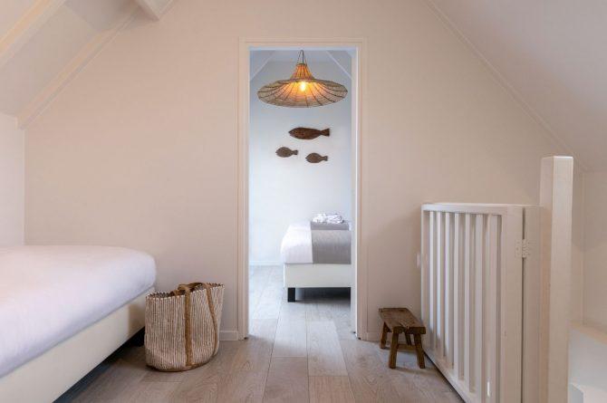 Villapparte-Zeeuws Duinhuis-luxe vakantiehuis voor 5 personen-Breskens-Zeeuws Vlaanderen-5e slaapplek