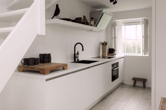 Villapparte-Zeeuws Duinhuis-luxe vakantiehuis voor 5 personen-Breskens-Zeeuws Vlaanderen-luxe en strakke keuken