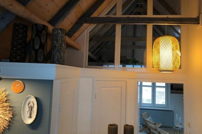 Villapparte-B&B in het Voorhuys-Doesburg-luxe appartement voor 2 personen-modern appartement