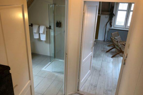 Villapparte-B&B in het Voorhuys-Doesburg-luxe appartement voor 2 personen-overzicht appartement