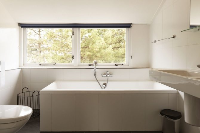 Villapparte-Dutchen-Villa Sun-luxe villa voor 6 personen-Ameland-tegen de duinrand-luxe badkamer