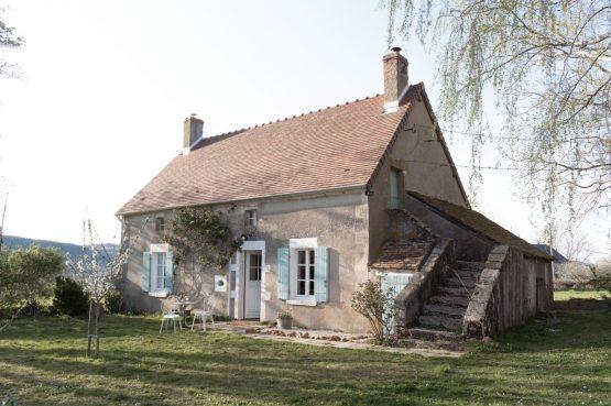 Villapparte-La Fermette du Merle-authentiek vakantiehuis voor 2 personen-Bourgogne-Frankrijk-definitief