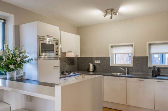 Villapparte-Landal-Hof van Saksen-Love2stay Boerderij-luxe vakantiehuis-2 personen-luxe keuken