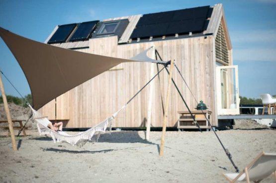 Villapparte-Roompot-Qurios Grevelingenstrand-Eco Lodge Grevelingenstrand-4 personen-zuid-holland