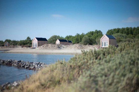 Villapparte-Roompot-Qurios Grevelingenstrand-Eco Lodge Grevelingenstrand-4 personen-zuid-holland-aan het water