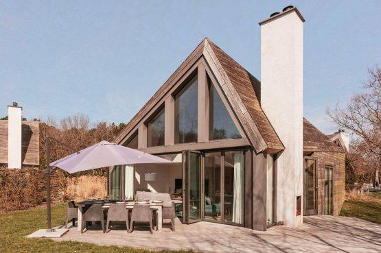 Villapparte-Villa Duynzoom 3-Park Duynzoom-luxe villa voor 8 personen met finse sauna