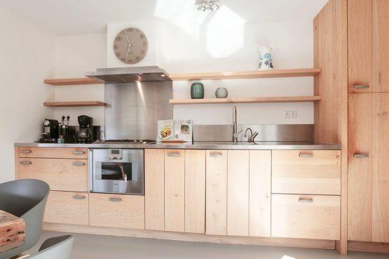 Villapparte-Villa Duynzoom 3-Park Duynzoom-luxe villa voor 8 personen met finse sauna-luxe keuken