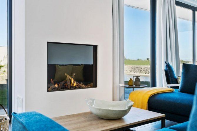 Villapparte-Zandvillas-Vakantievilla Waterlijn 3-luxe vakantiehuis voor 6 personen-Kamperland-Zeeland-gashaard