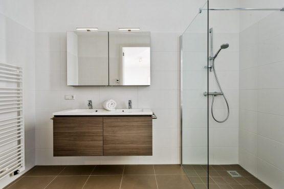 Villapparte-Zandvillas-Vakantievilla Waterlijn 3-luxe vakantiehuis voor 6 personen-Kamperland-Zeeland-luxe badkamer